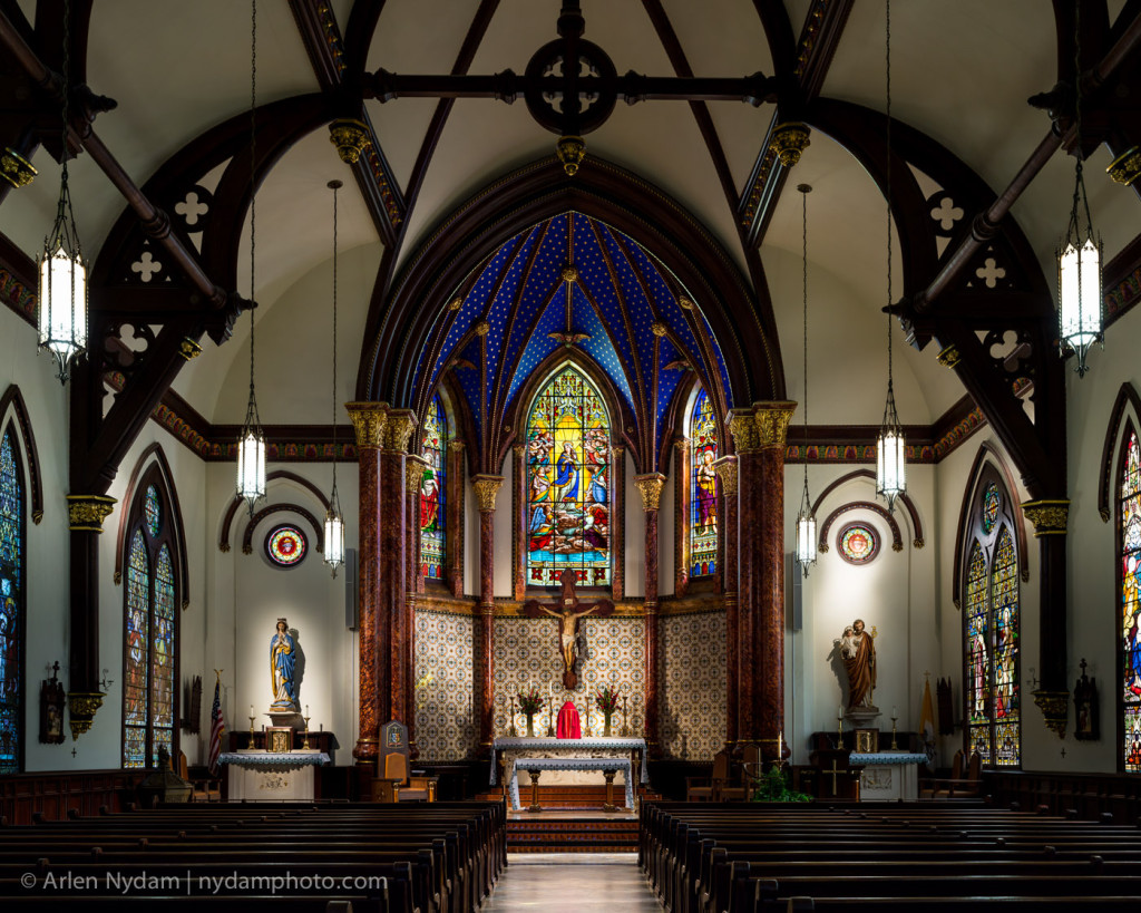 St. Mary Cathedral, Austin